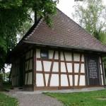 Das Vereinsheim der Ortgruppe